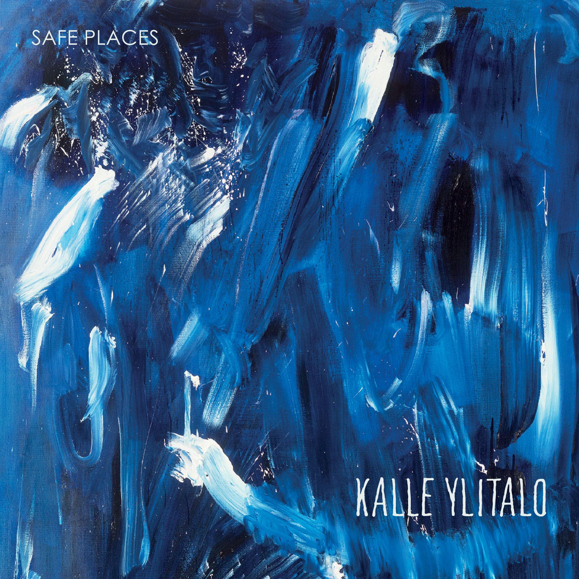 """Linkki tapahtumaan Kalle Ylitalo """"Safe Places"""" -levynjulkaisukeikka"""