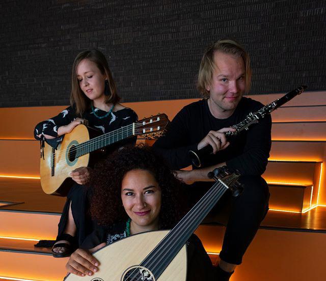 Linkki tapahtumaan Shams Trio