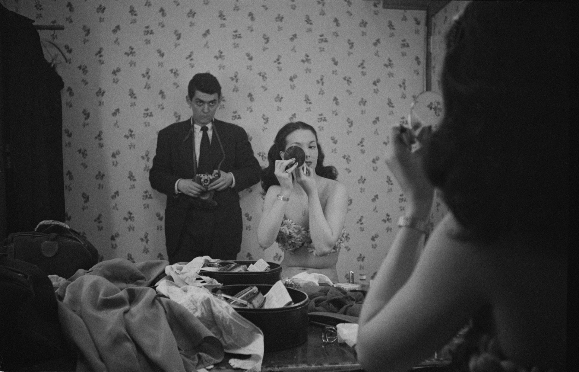 Linkki tapahtumaan Stanley Kubrick - valokuvaaja