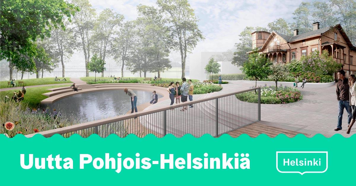 Linkki tapahtumaan Uutta Pohjois-Helsinkiä 4.11. klo 17.30