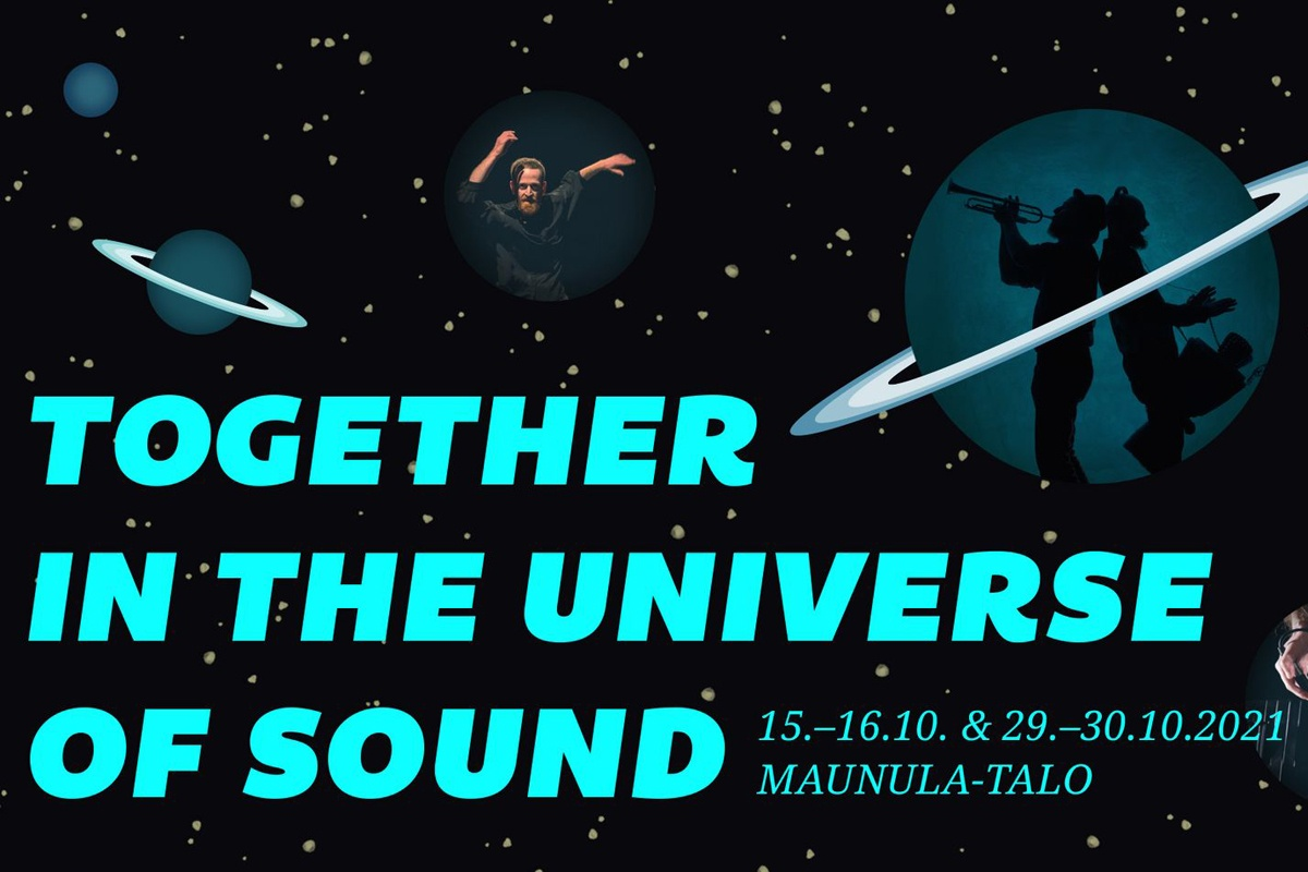 Linkki tapahtumaan TOGETHER IN THE UNIVERSE OF SOUND