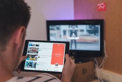 Linkki tapahtumaan Hae mukaan käynnistämään nuorten YouTube -kanavaa