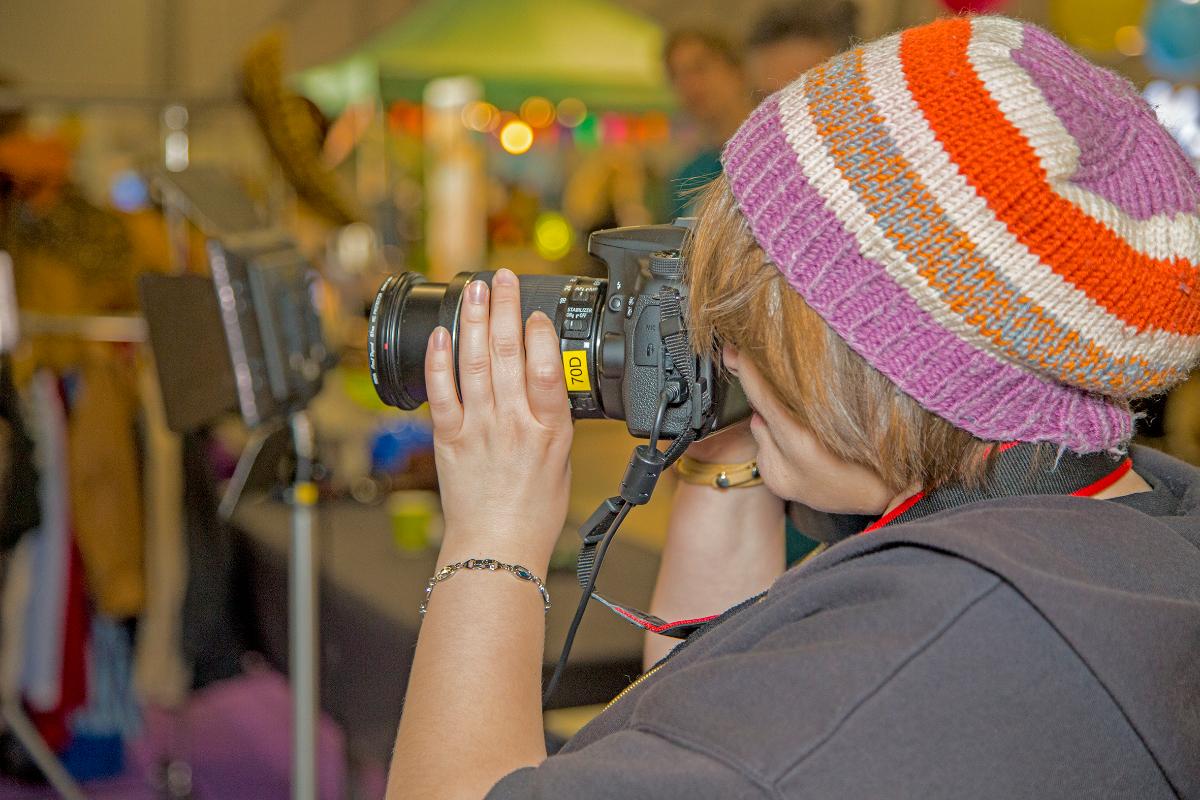 Linkki tapahtumaan Valokuvaus ja editointi -kurssi