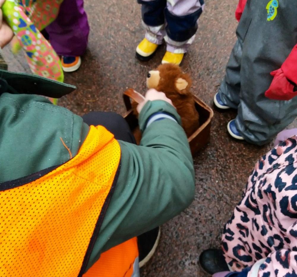 Link to event Vikkelät jalat -ulkoliikuntatuokio leikkipuistossa