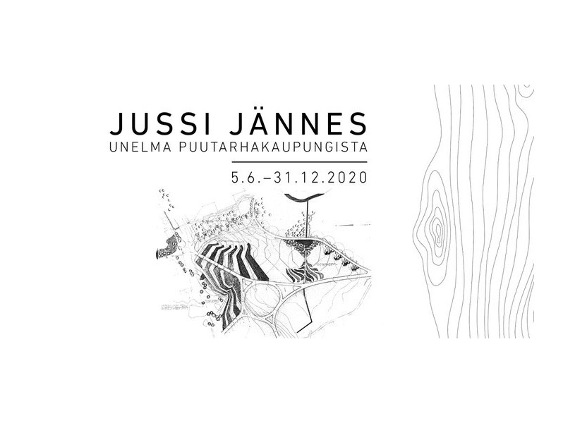 Link to event Jussi Jännes – Dream of a Garden City virtually