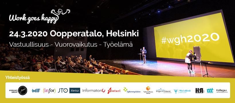 Link to event Work Goes Happy Helsinki 2020